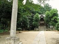 いろは坂を上った証拠?の金比羅神社