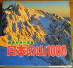 山渓カラー名鑑「日本の山1000」