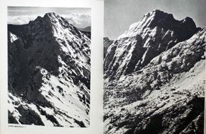 日本アルプス百峰