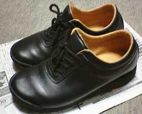 鉄人運動靴「てつ」